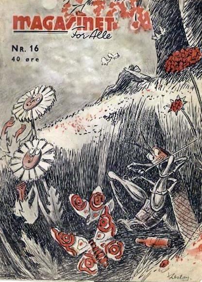 vepsen av inger hagerup